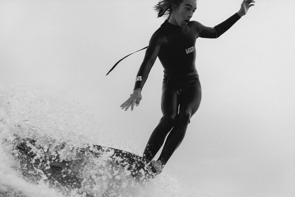 Words, Interview & Portraits by    Yentl Touboul    | Surf Photography by    Thomas Lodin