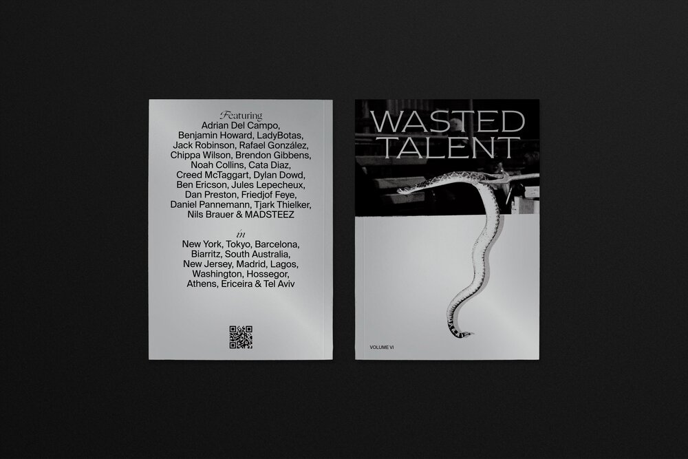 Wasted Talent Volume VI cover.jpg