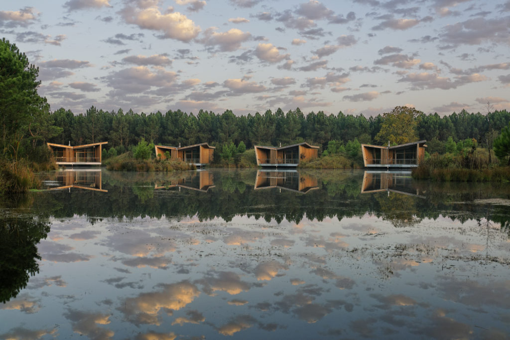 Eco lodge Landes